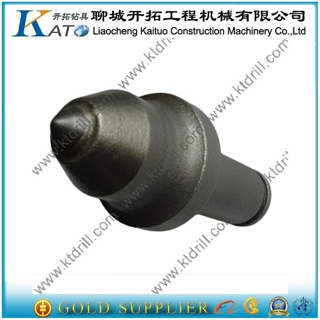"""25mm/1"""" Round Shank Bit Coal Mining Cutter Pick Btk07"""
