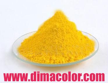 1725 Medium Chrome Pigment Yellow 550 (PY34)