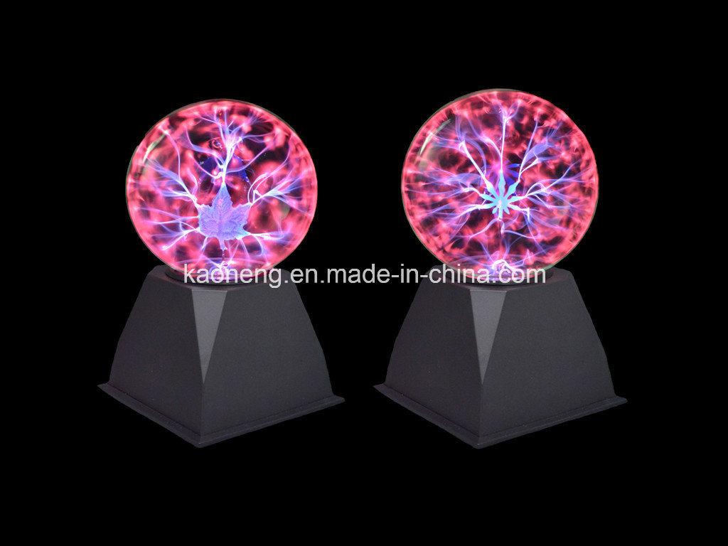 5 Inch Plasma Ball Lighting, Plasma Sphere, Plasma Globe Lightning