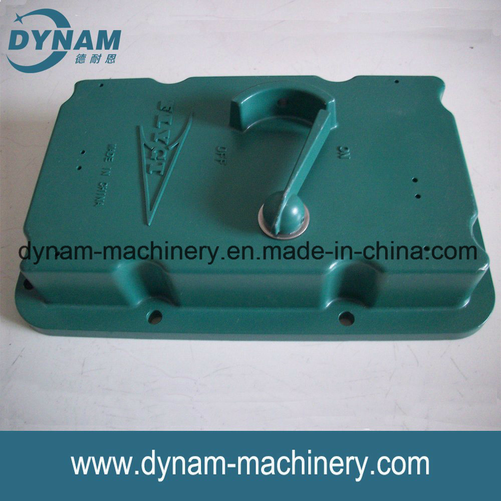 Machinery Casting Parts CNC Machining Zinc Aluminium Alloy Die Casting