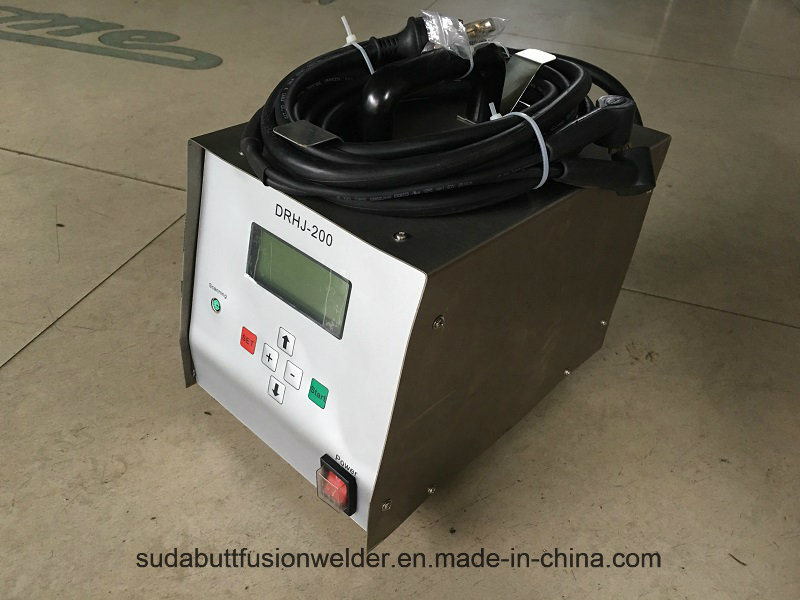 Sde250 HDPE Pipe Fittings Electrofusion Welding Machine
