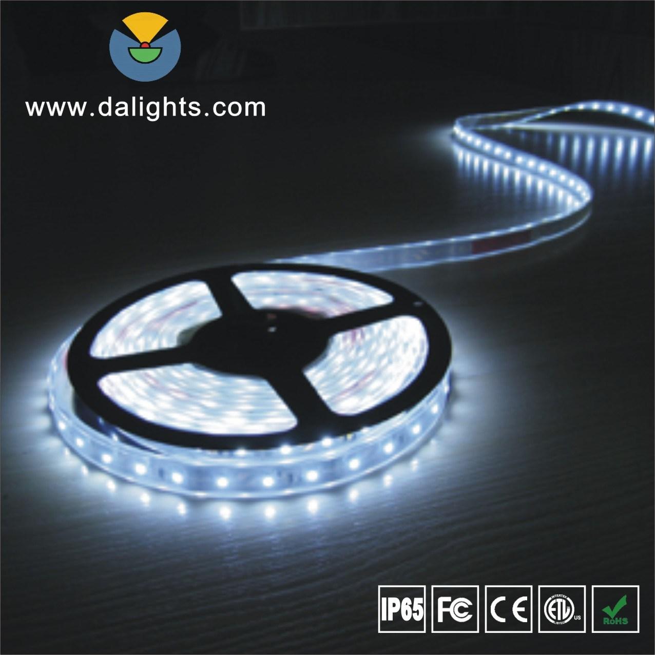 IP65 Silicone Jacket LED Strip Light