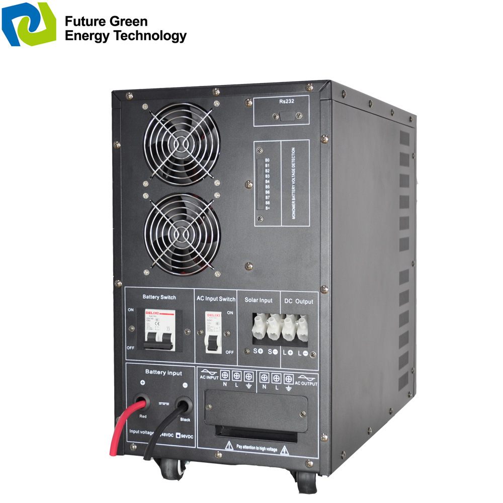 Pure Sine Wave off Grid Battery Power Solar Inverter