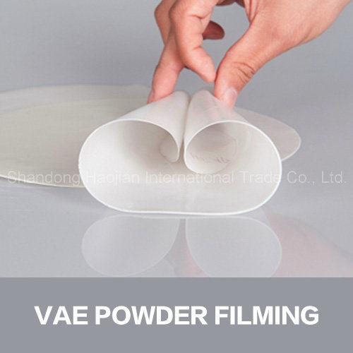 Vae Powder for Skim Coat Manual Plaster Construction Additives