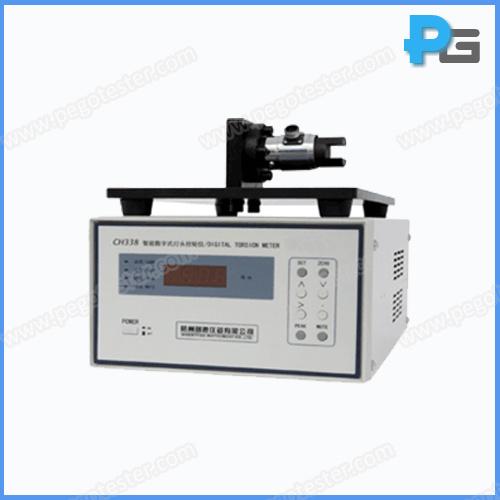Lamp Cap Testing Machine Digital Torque Meter