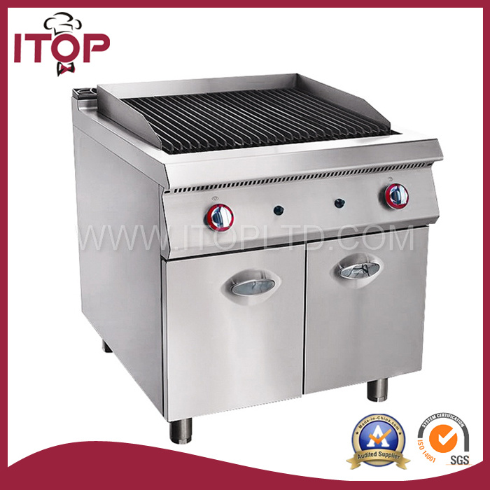 Electric and Gas Griddle with Cabinet (XR900-GR/TG)