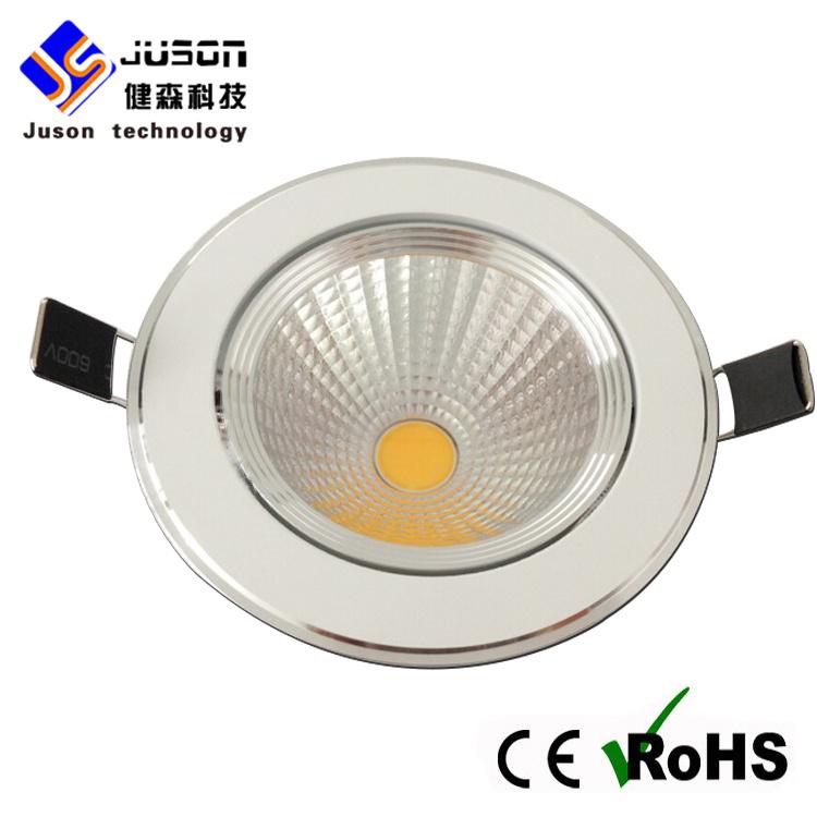 COB Aluminum LED Downlight