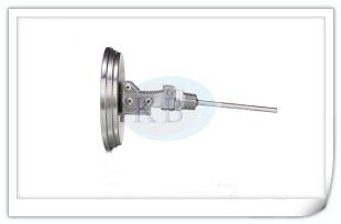 Adjustable-Angle Bimetal Dial Thermometer Dia. 100mm