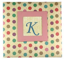 Craft Handmade Paper Scrapbook Album with Glitter
