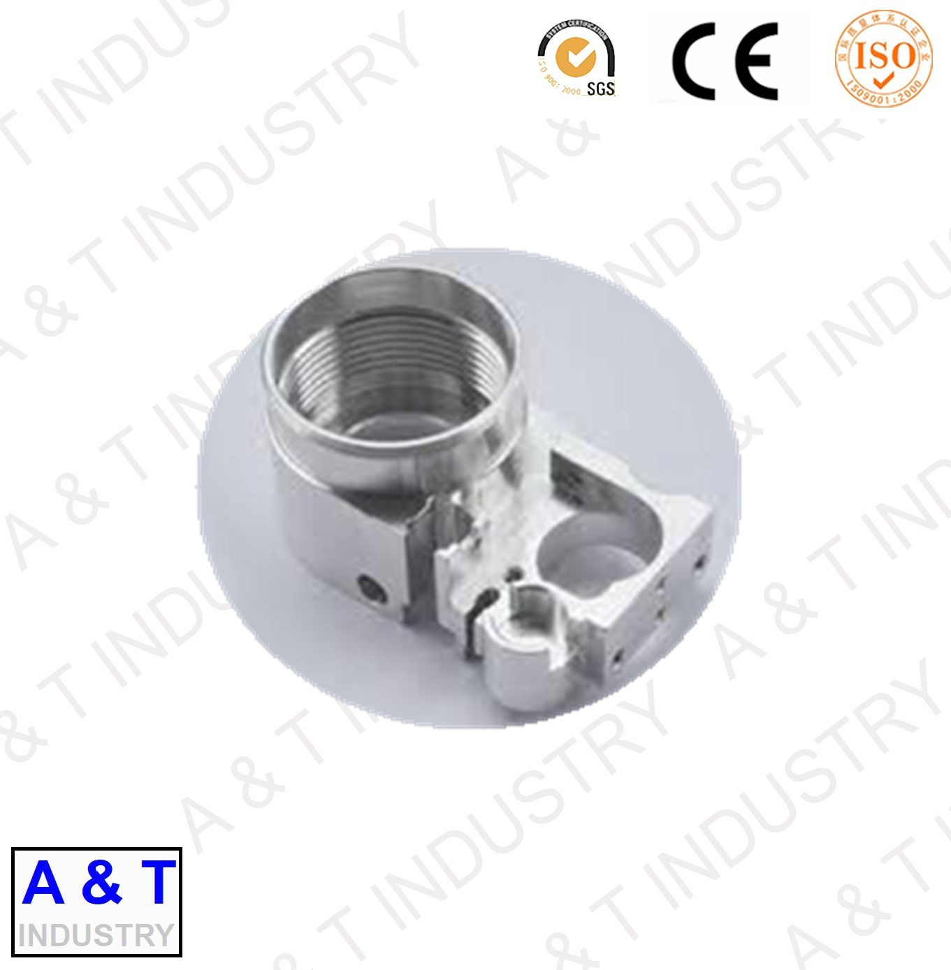 CNC Customized Stainless Steel Turning Parts with High Quality