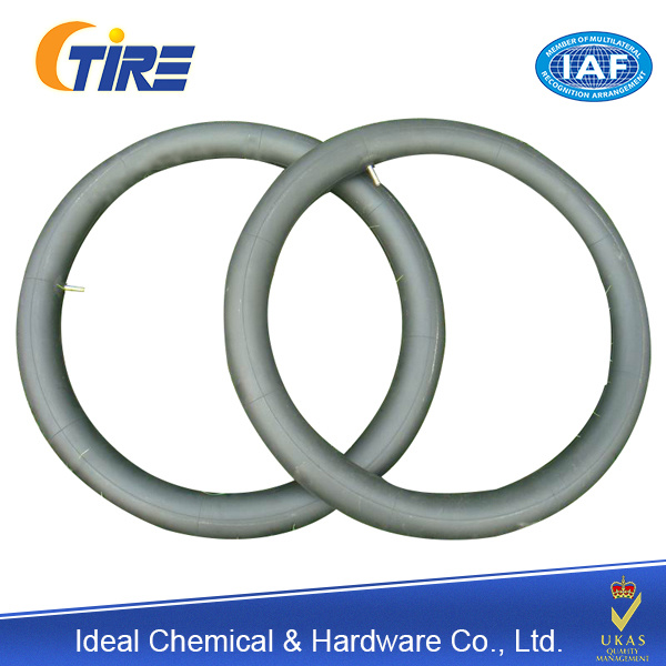 China Cheap Natural Rubber Cameras and Butyl Inner Tube (130/70-12)