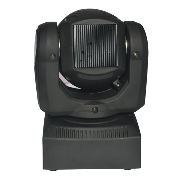 Ultra-Compact Mini LED Moving Head Spot Gobo Light