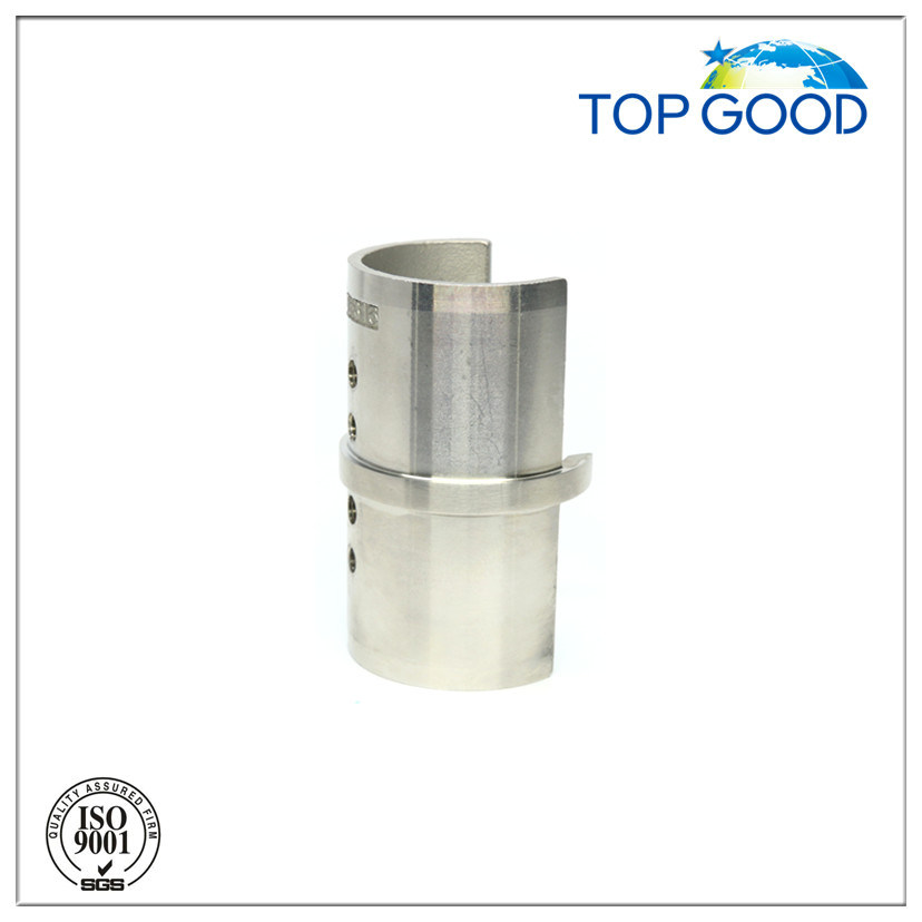 Top Good Stainless Steel for Slot Tube Connector (53100)