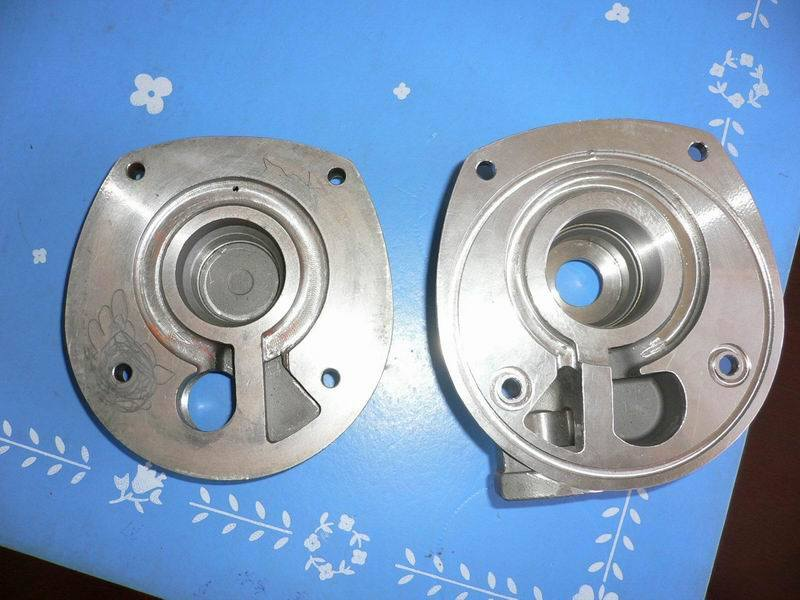 Customized CNC Machining Cast Iron Metal Casting