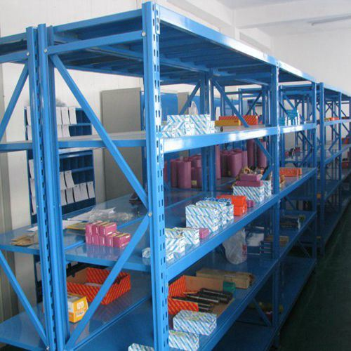 OEM/ODM Accepted Medium Duty Metal Banner Storage Rack