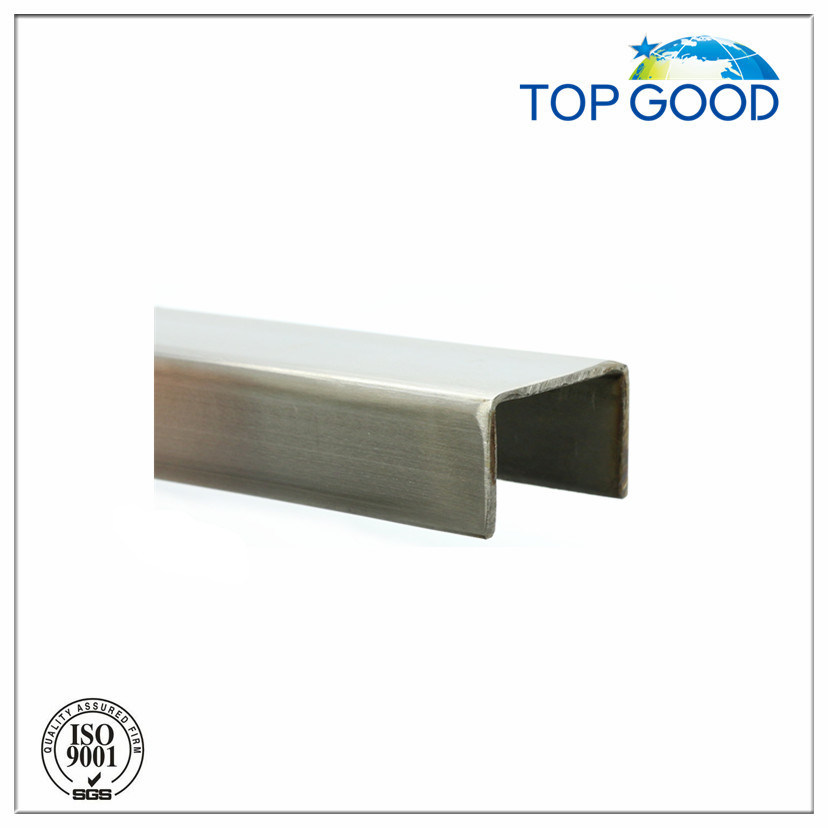 Top Good Stainless Steel U-Profile (51400)