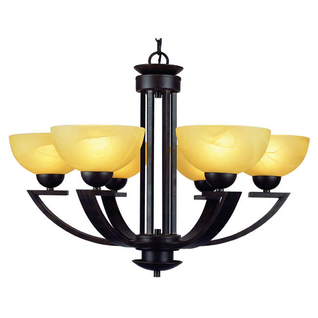 European Style Chandelier (MX-197113-6P)
