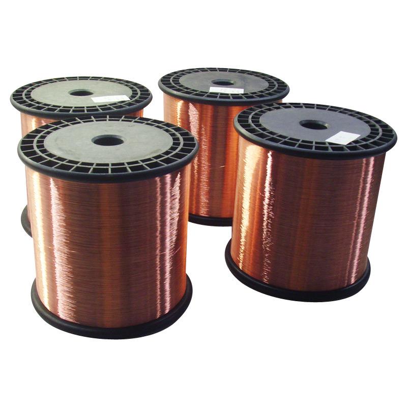 Copper Clad Aluminum Wire Manufacturer