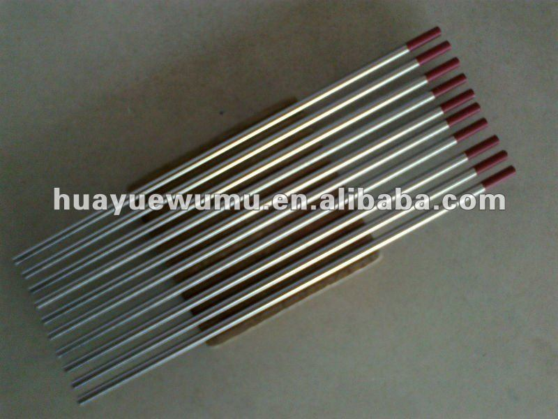 Thoriated Tungsten Electrode for TIG Welding 1.6*175mm
