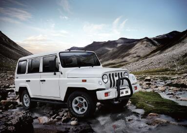 BAW Jeep Offroad