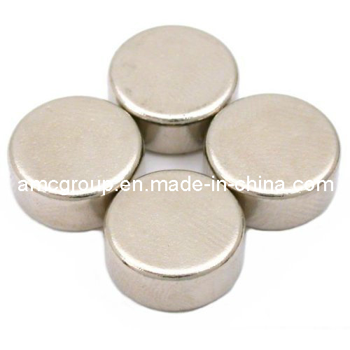 Round Sintered Permanent SmCo Magnet