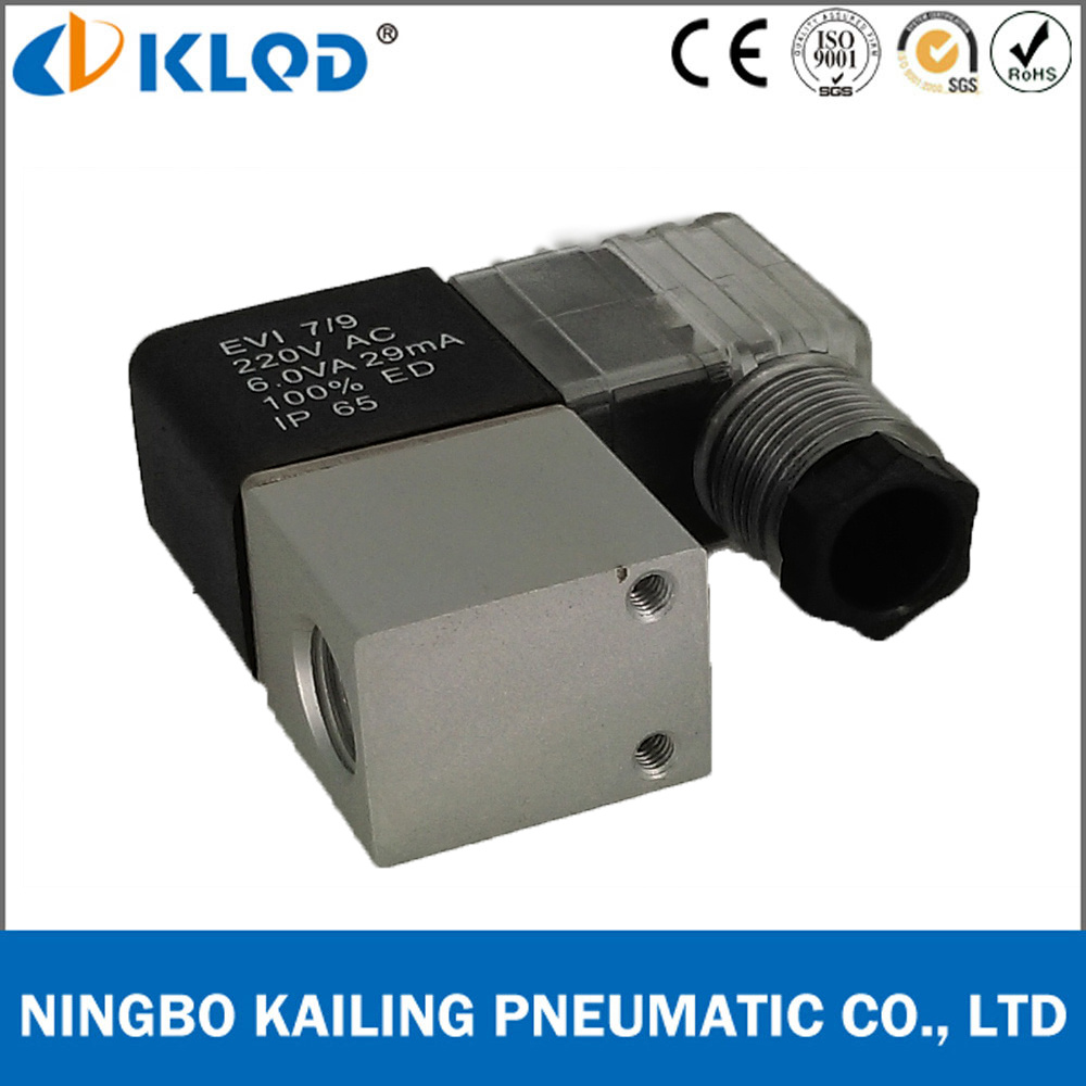 2V025-06-DC12V 2 Way Direct Acting Solenoid Control Small Air Valve