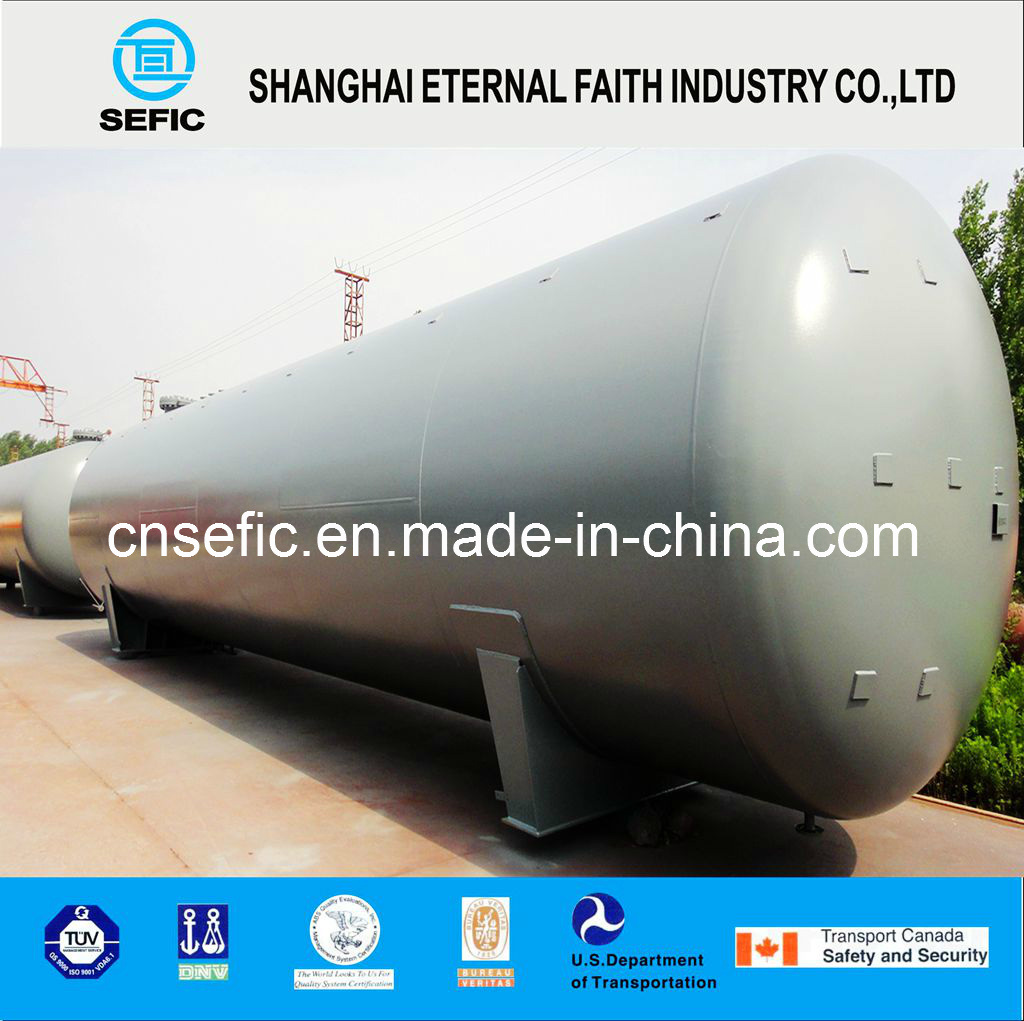 Liquid Petroleum Gas Tank (SEFIC)