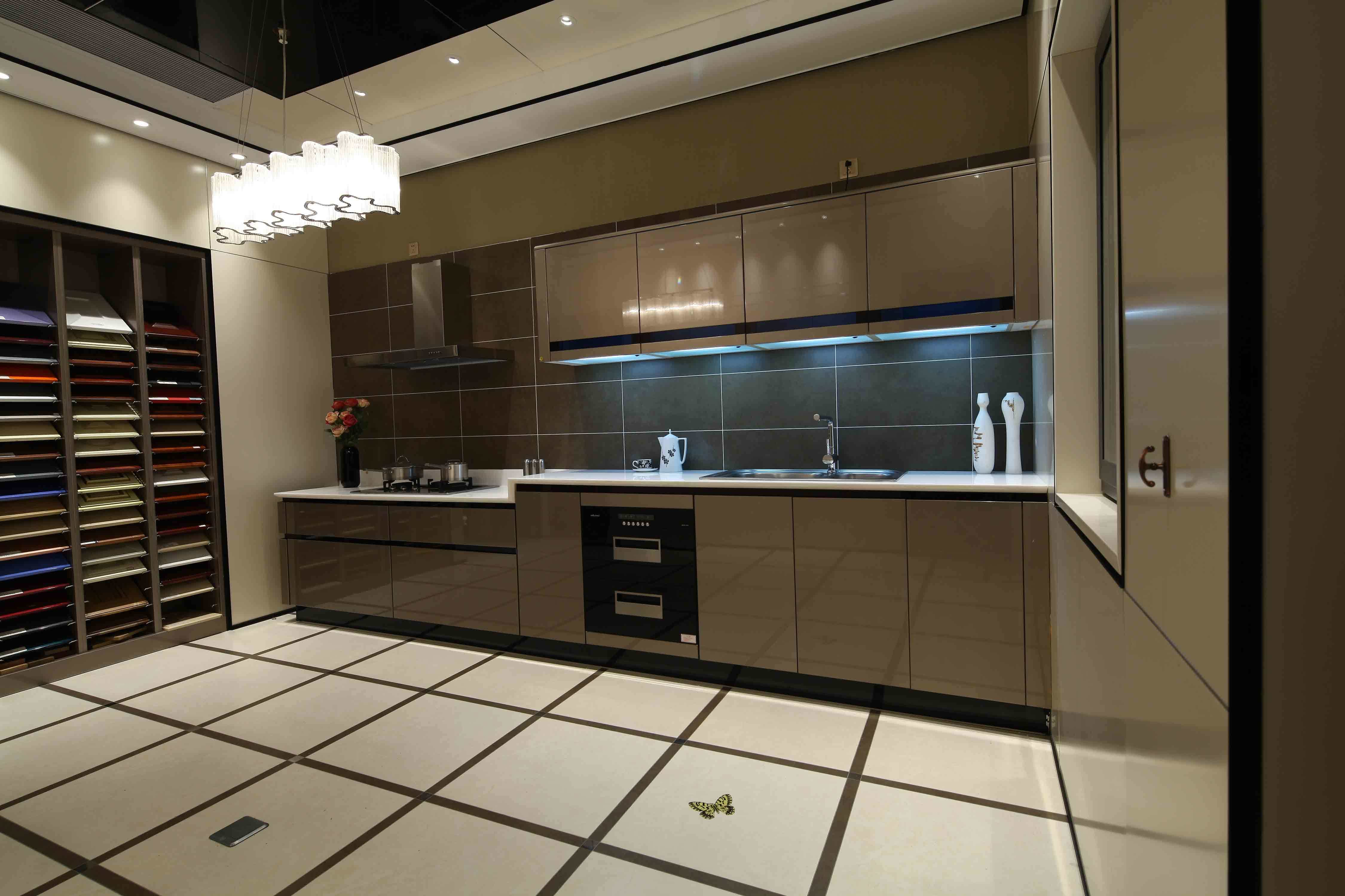 Our metricon nolan 41 journey kitchen and vanity cabinetry - Polyurethane Kitchen Cabinets