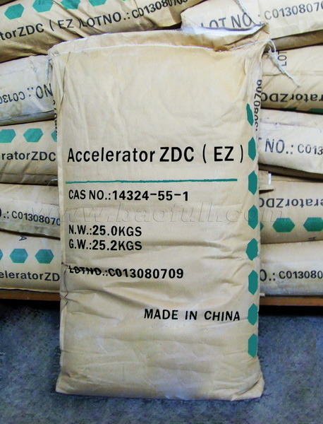 Rubber Accelerator Zdc