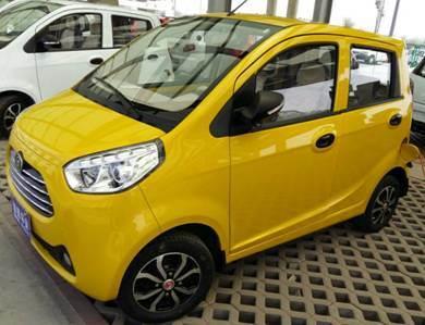 Top Popular Electric Car Passenger Taxi Tricycle Rickshaw Tuk Tuk