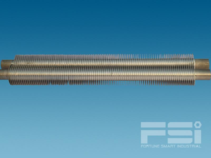 Bimetallic (Double Wall) Finned Tube/Stainless Steel-Aluminum Finned Tubes807