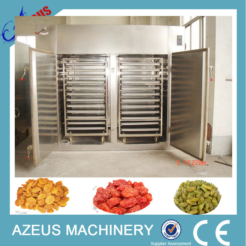 China Electric/Steam/Gas Heat Cabinet Fruits Dryer for Sale ...