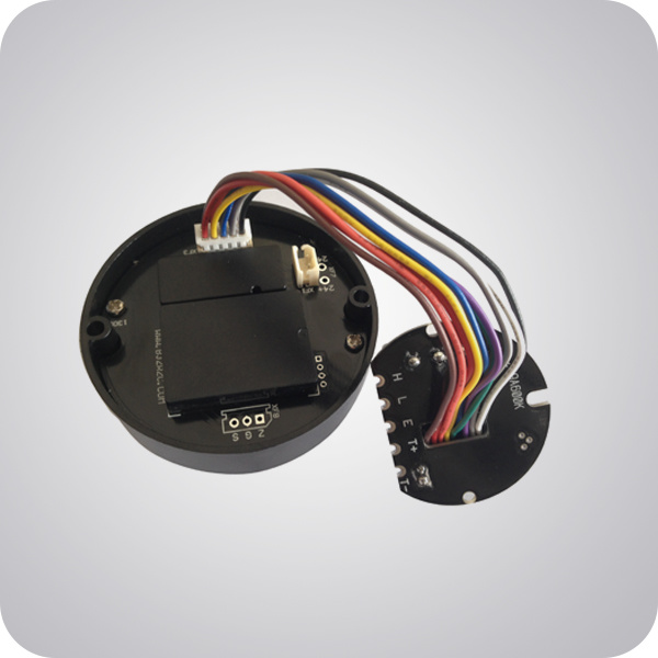 Hart Capacitive 4-20mA Differential Pressure Transmitter