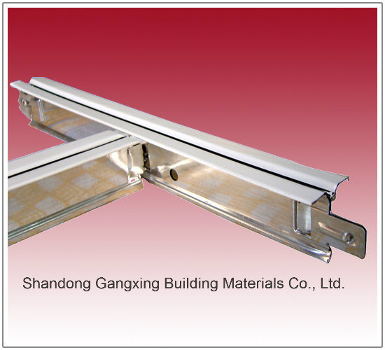 T Grid for PVC Gypsum Ceiling and Grg Ceiling Board