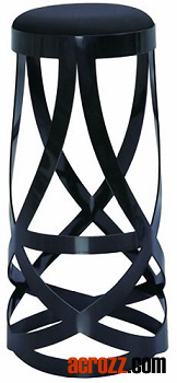 Italy Hotel Modern Furniture Banquet Counter Ribbon Bar Stool
