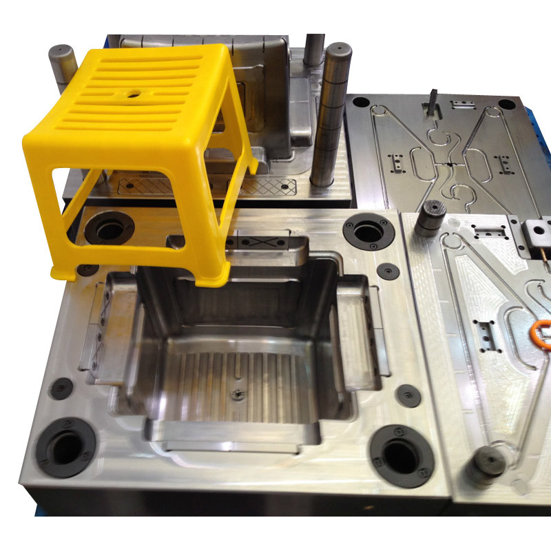 High Quality Plastic Chair Injection Mould