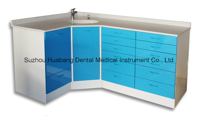 China dental cabinet dental furniture clinic cabinet for Furniture clinic