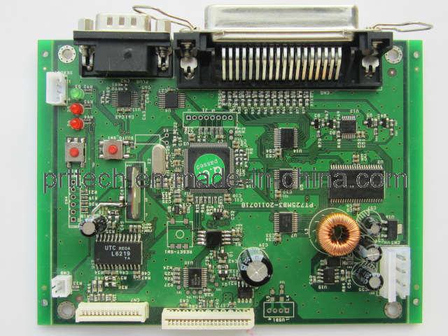 Control Board MBPT725EP24A (RS232 / TTL)
