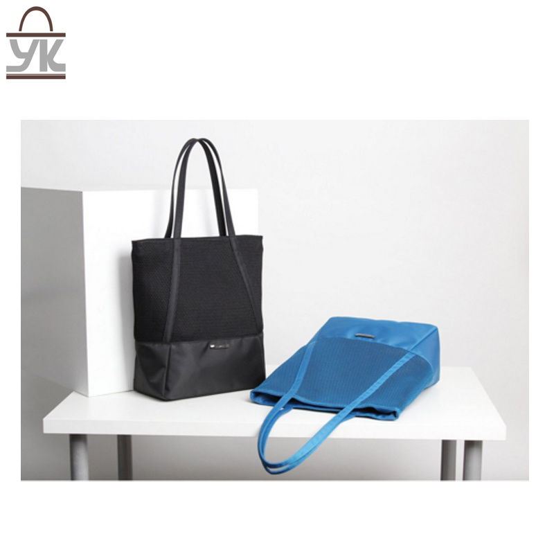 New Designer Polyester Fabric Women Fashion Shoulder Handbags
