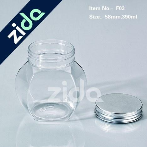 Festival Sock Packaging Plastic Jar Plastic Can Bottle