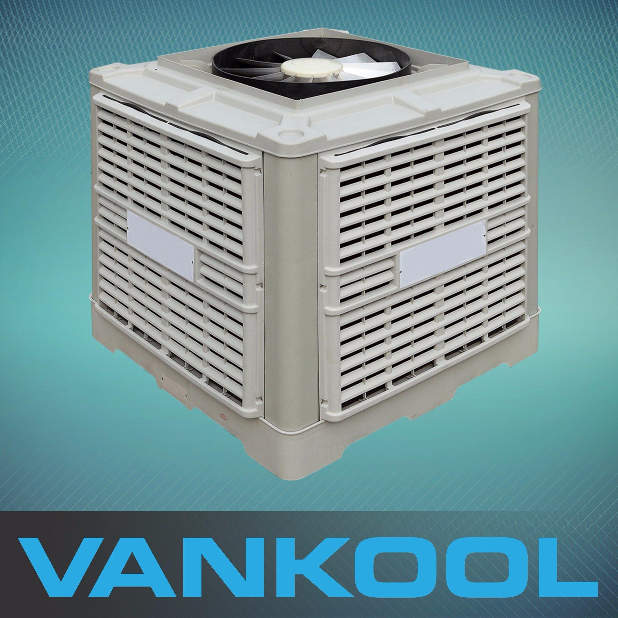 Industrial Value Evaporative Air Cooler Top Vent Air Conditioner
