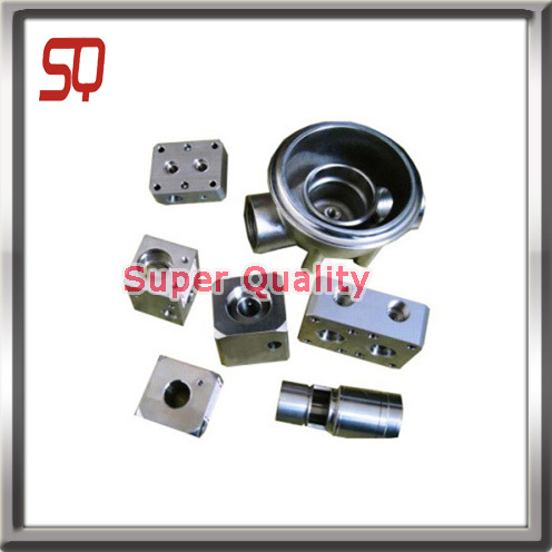 Precision CNC Machining Auto Part for Aluminium / Ss / Plastic