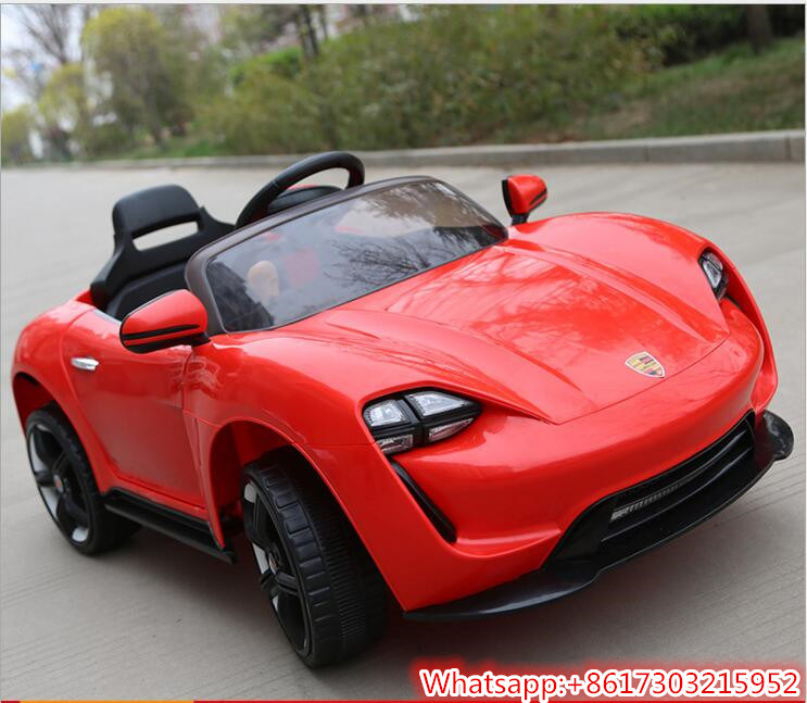 12V Remote Control Kids Electric Toy Car