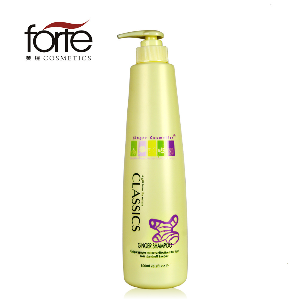 Ginger Classic Professional Anti-Loss Hair Shampoo