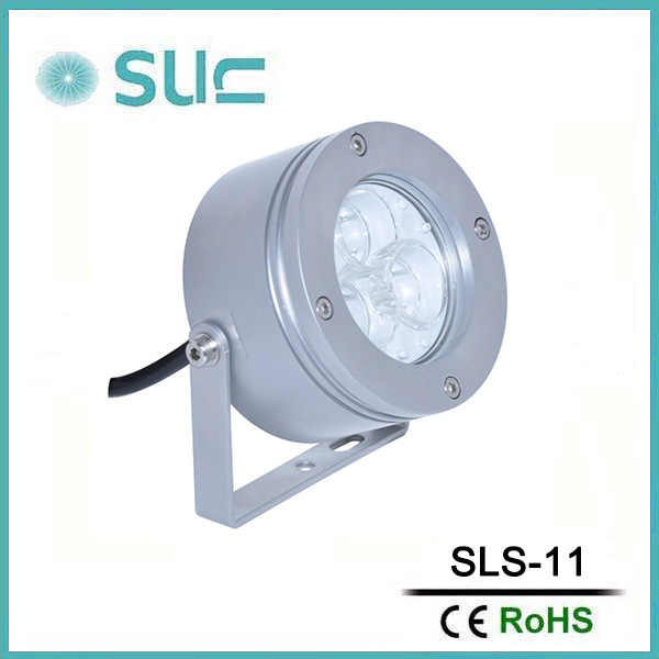 3W IP65 LED Spotlight with Ce Report (SLS-11)