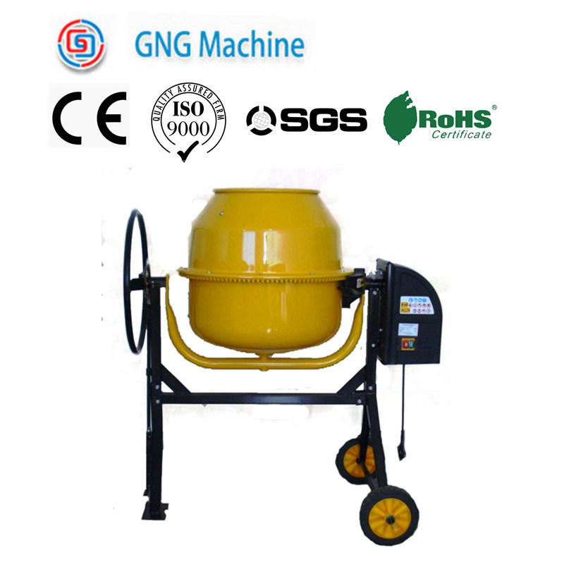 Professional Building Electric Concrete Mixer Equipment