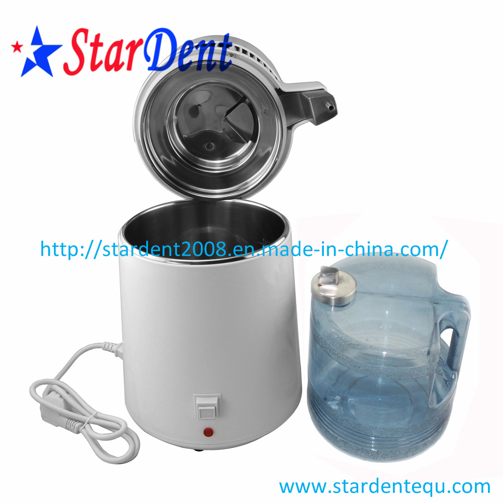 Dental 4L Water Distiller of Hospital Medical Lab Surgical Diagnostic Equipment