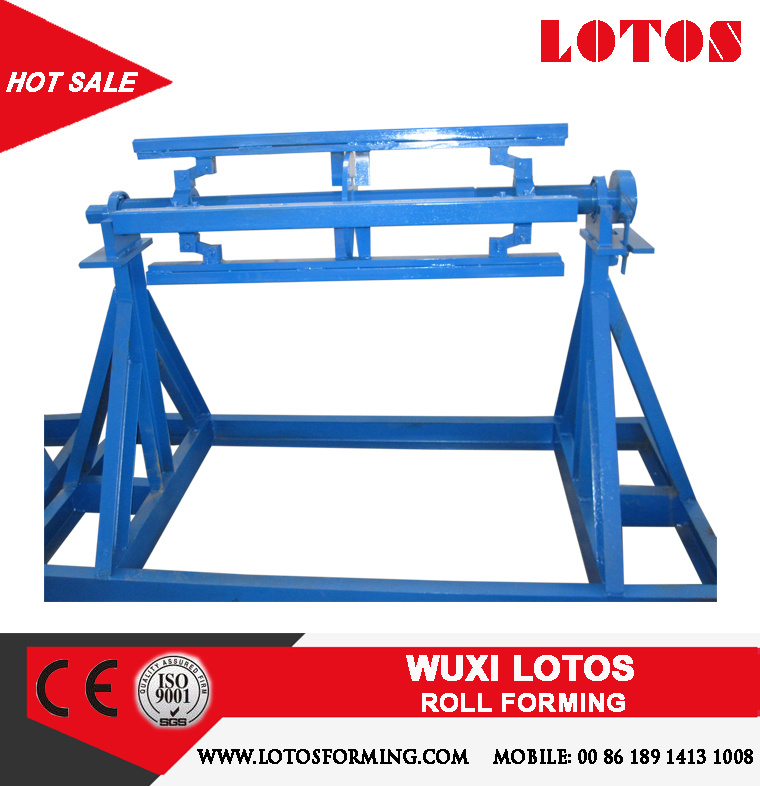 Hydraulic Good Quality Decoiler Machine with Ce Certification