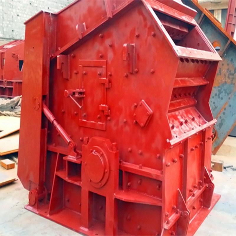2017 New Type Large Capacity Stone Jaw Crusher