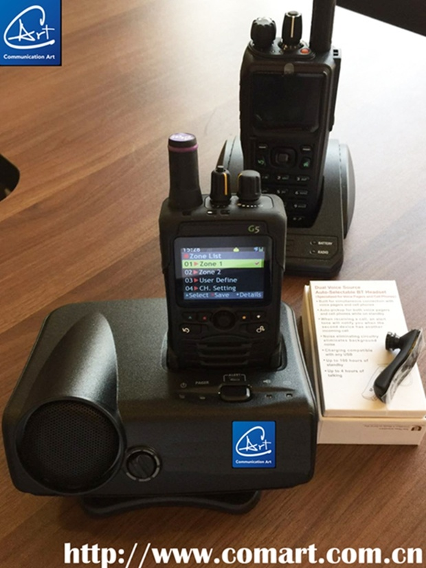P25 Mulit-Mode Dgital Pager, Dual Band Pager Support P25 Dual Mode Pager System